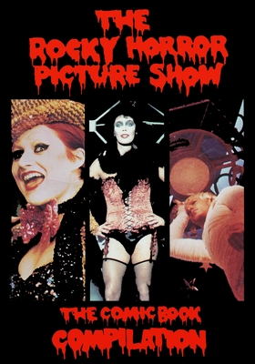 Rocky Horror Picture Show - The Comic Book Cover Image