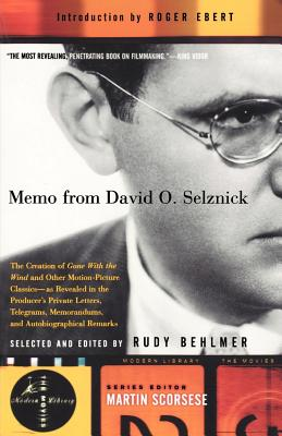 Memo from David O. Selznick Cover Image