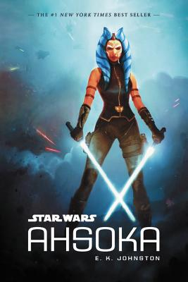 Star Wars Ahsoka Cover Image