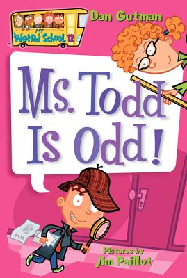 Ms. Todd Is Odd! Cover