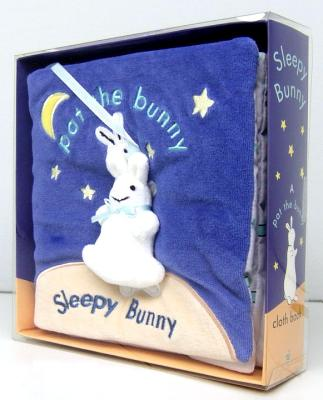 Sleepy Bunny ( Pat the Bunny) Cloth Book Cover Image