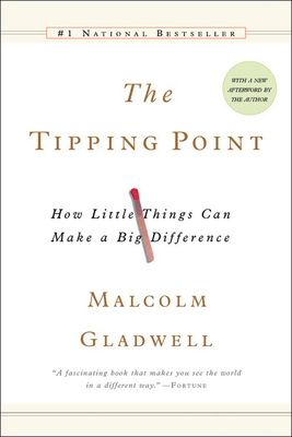 The Tipping Point: How Little Things Canmake a Big Difference Cover Image