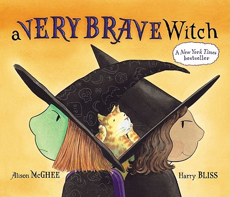 A Very Brave Witch Cover