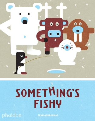 Something's Fishy Cover Image