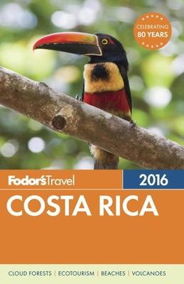 Fodor's Costa Rica Cover Image
