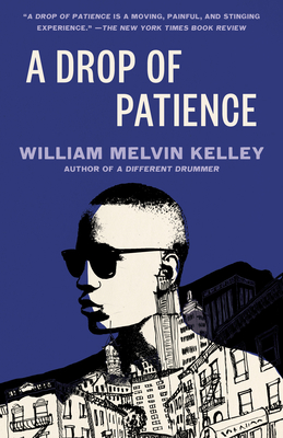 Cover for A Drop of Patience