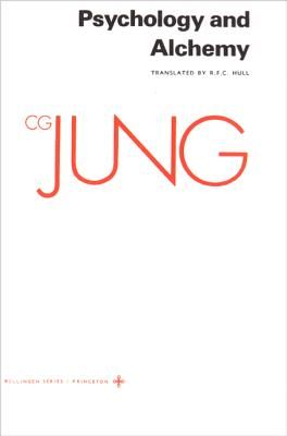 Collected Works of C.G. Jung, Volume 12: Psychology and Alchemy Cover Image