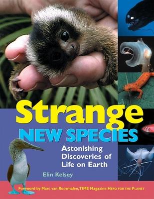 Strange New Species Cover