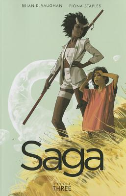 Saga, Volume 3 Cover Image