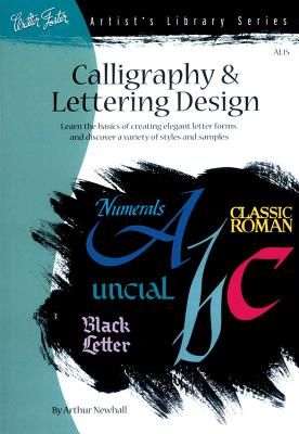 Calligraphy & Letter Design Cover