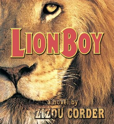 Lionboy Cover