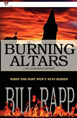 Burning Altars Cover Image
