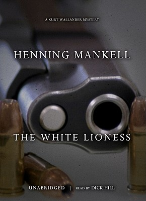 The White Lioness Cover Image