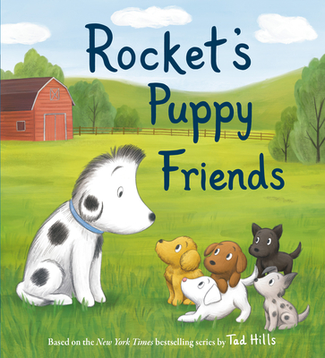 Rocket's Puppy Friends Cover Image