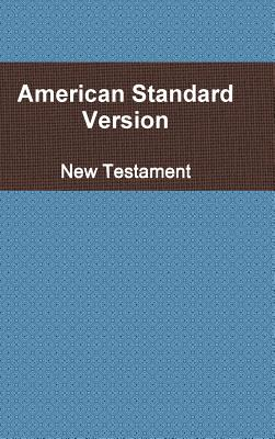 American Standard Version Cover Image