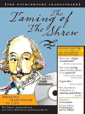 The Taming of the Shrew [With CD] Cover Image