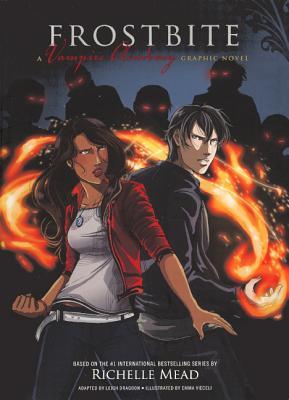 Frostbite: A Graphic Novel (Vampire Academy (Prebound)) Cover Image