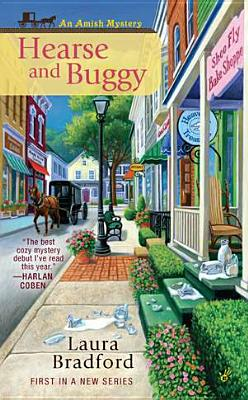 Hearse and Buggy (An Amish Mystery #1) Cover Image
