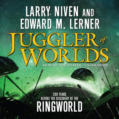 Cover for Juggler of Worlds (Ringworld Prequels)