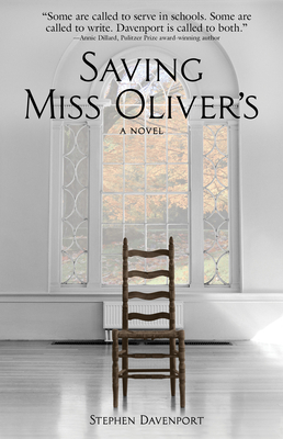 Saving Miss Oliver's Cover Image