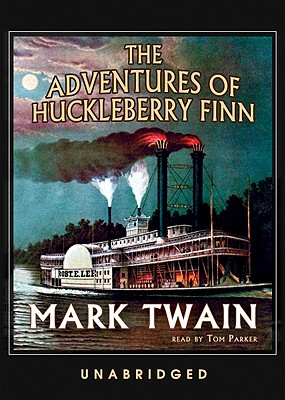 The Adventures of Huckleberry Finn [With Headphones] Cover Image
