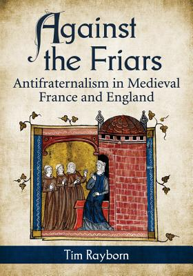 Against the Friars Cover