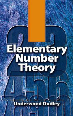Elementary Number Theory (Dover Books on Mathematics) Cover Image