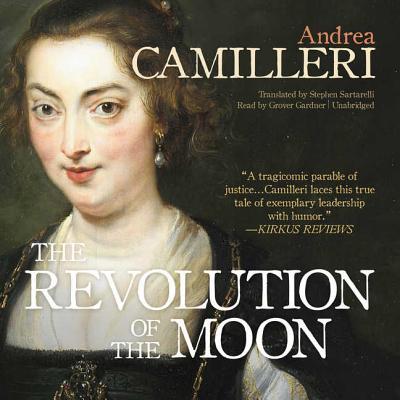 The Revolution of the Moon Lib/E Cover Image