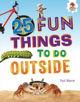25 Fun Things to Do Outside Cover Image