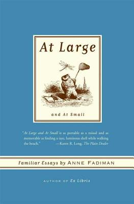 At Large and at Small Cover