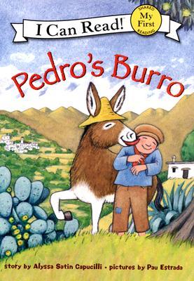Pedro's Burro Cover