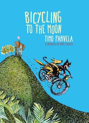 Bicycling to the Moon Cover Image