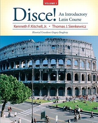 Disce! an Introductory Latin Course, Volume 1 (Mylatinlab) Cover Image