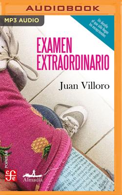 Examen Extraordinario (Spanish Edition): Antología de Cuentos Cover Image