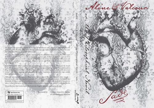 Cover for Aline and Valcour, Vol. 1