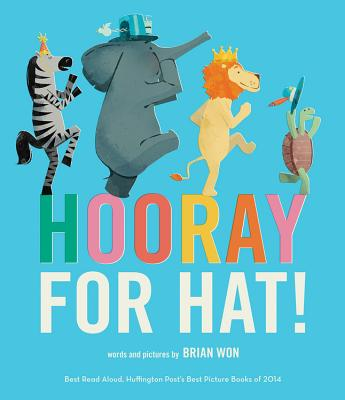 Hooray for Hat! Cover Image