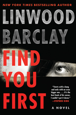 Find You First: A Novel Cover Image