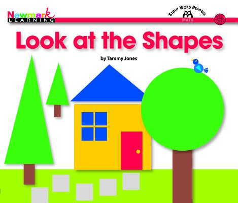 Look at the Shapes Shared Reading Book (Lap Book) (Sight Word Readers) Cover Image