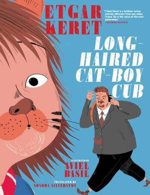 Long-Haired Cat-Boy Cub Cover Image
