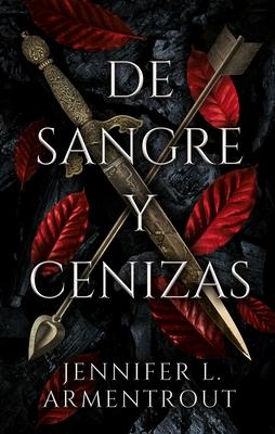 de Sangre Y Cenizas Cover Image
