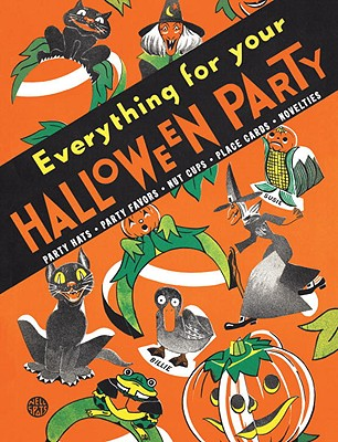 Everything for Your Halloween Party Cover