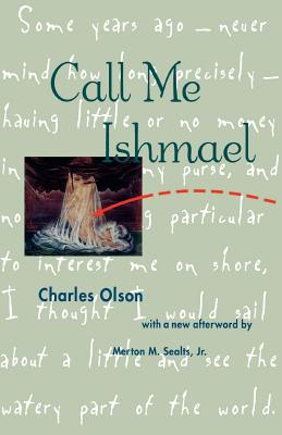 Call Me Ishmael Cover Image