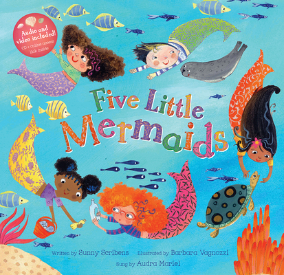 Five Little Mermaids Cover Image