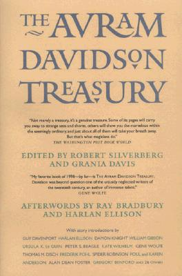 The Avram Davidson Treasury Cover