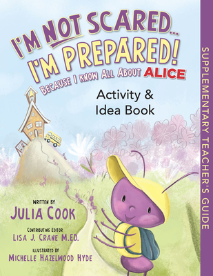 I'm Not Scared, I'm Prepared! Activity Guide Cover Image