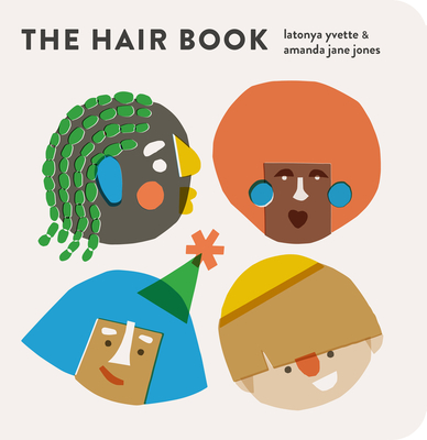 Cover for The Hair Book