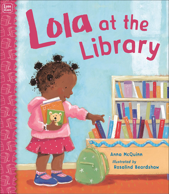 Lola at the Library Cover Image