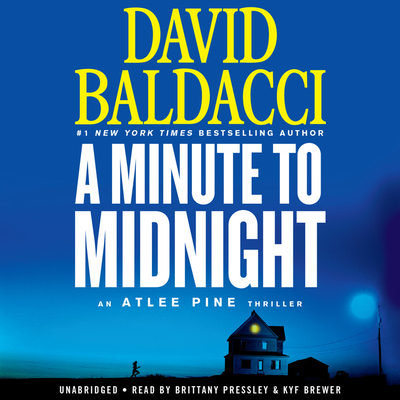 A Minute to Midnight (An Atlee Pine Thriller) Cover Image