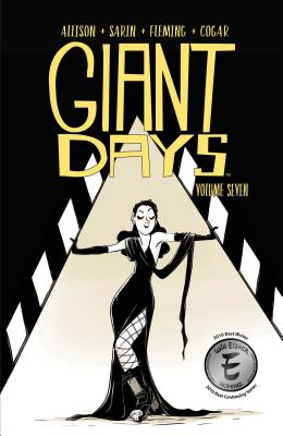 Giant Days Vol. 7 Cover Image