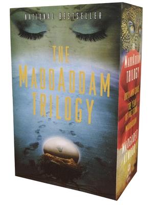 MADDADDAM TRILOGY BOX: Oryx & Crake; The Year of the Flood; Maddaddam (The MaddAddam Trilogy) Cover Image